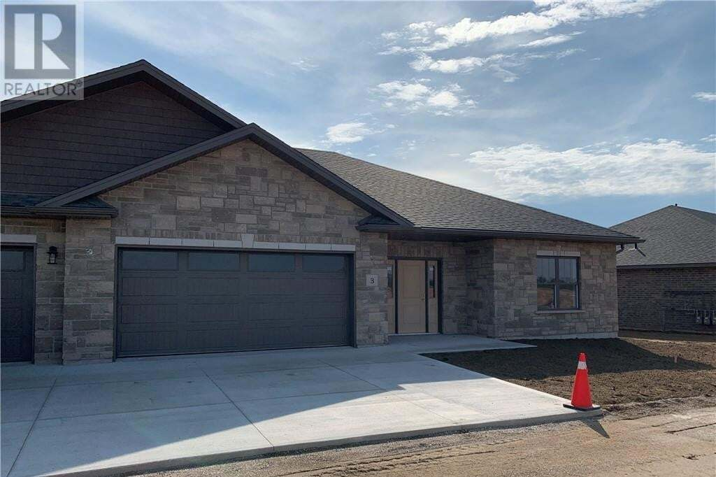 Townhouse for sale at 1050 Waterloo St Unit 12 Saugeen Shores Ontario - MLS: 175761