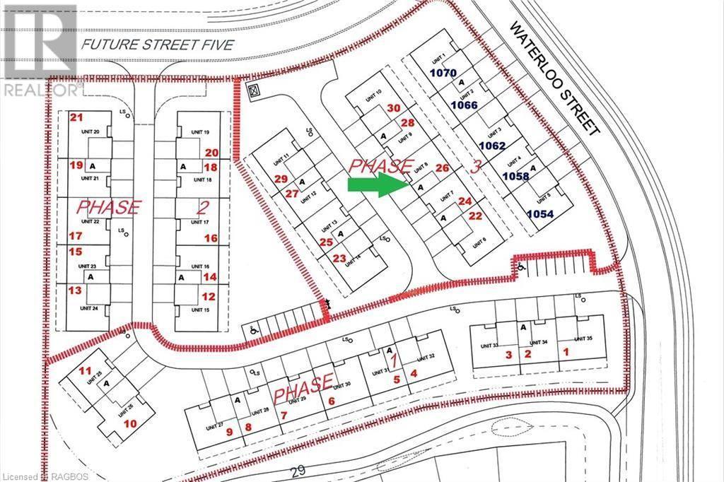 1050 - 26 Waterloo Street, Saugeen Shores | Image 2