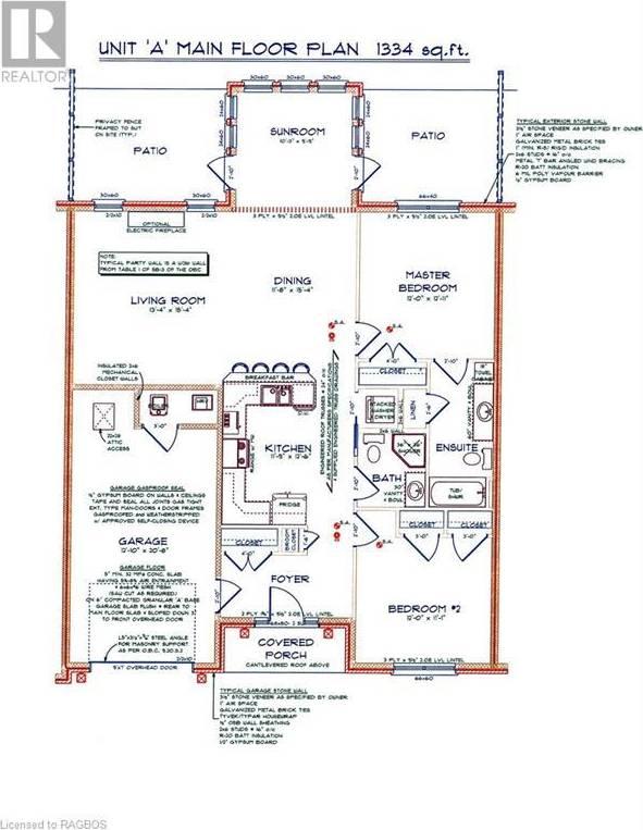 1050 - 28 Waterloo Street, Saugeen Shores | Image 2