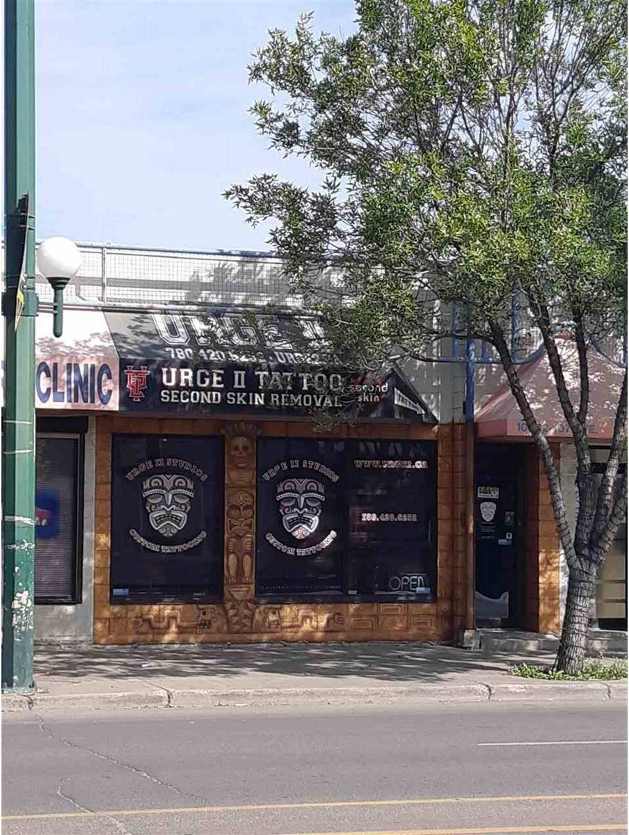 Commercial property for sale at 10502 107 Ave Nw Edmonton Alberta - MLS: E4176322