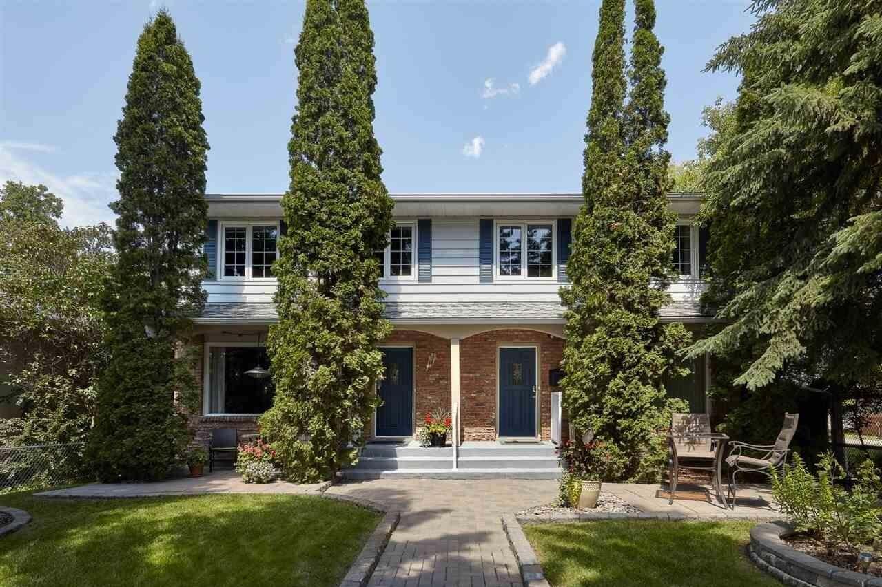 Townhouse for sale at 10502 73 Av NW Edmonton Alberta - MLS: E4204991
