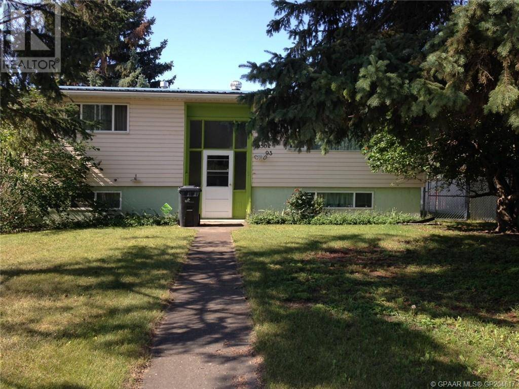 House for sale at 10502 93 St Peace River Alberta - MLS: GP204617