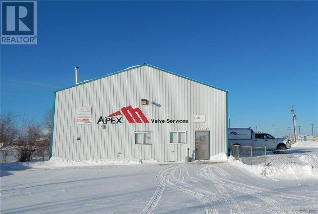 Commercial property for sale at 10508 93 St High Level Alberta - MLS: GP214382