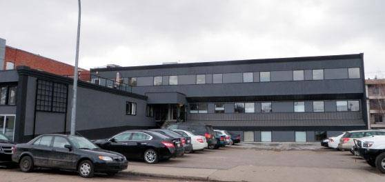 Commercial property for lease at 10509 81 Ave Nw Edmonton Alberta - MLS: E4135974