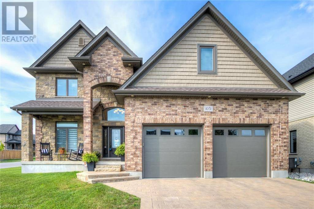 House for sale at 1051 Cranbrook Rd London Ontario - MLS: 219842