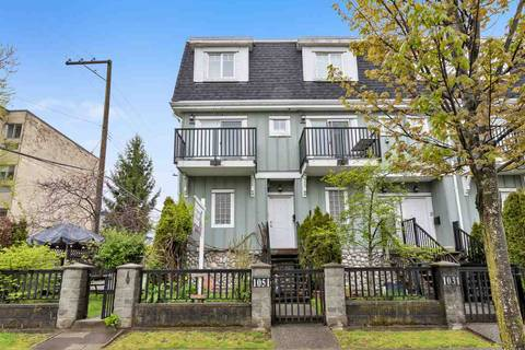 Townhouse for sale at 1051 72nd Ave W Vancouver British Columbia - MLS: R2361762
