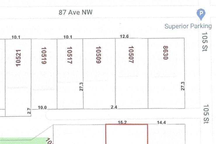 Home for sale at 10510 86 Av NW Edmonton Alberta - MLS: E4209035