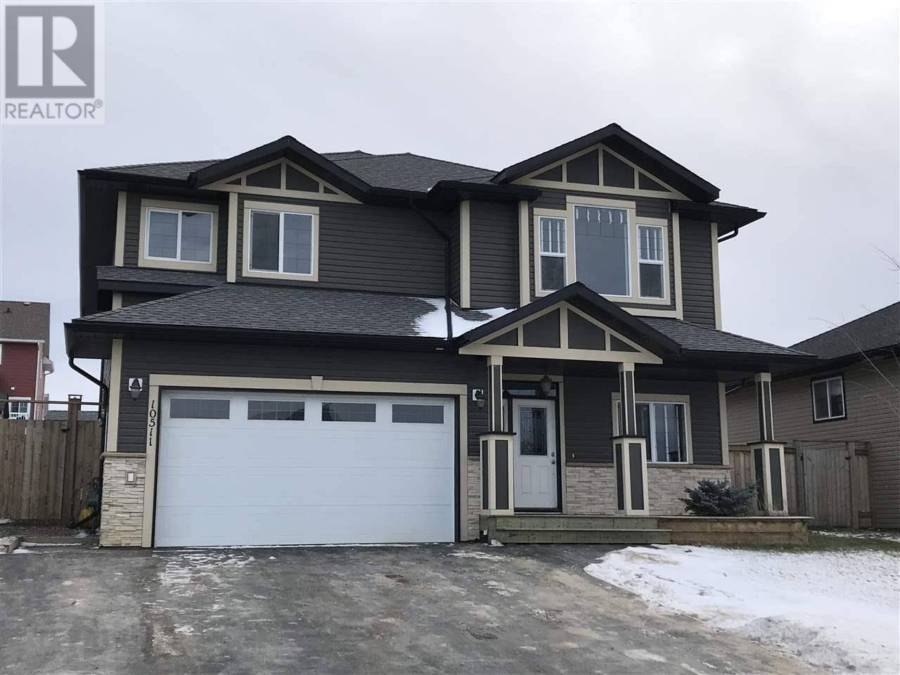 House for sale at 10511 109 St Fort St. John British Columbia - MLS: R2423045