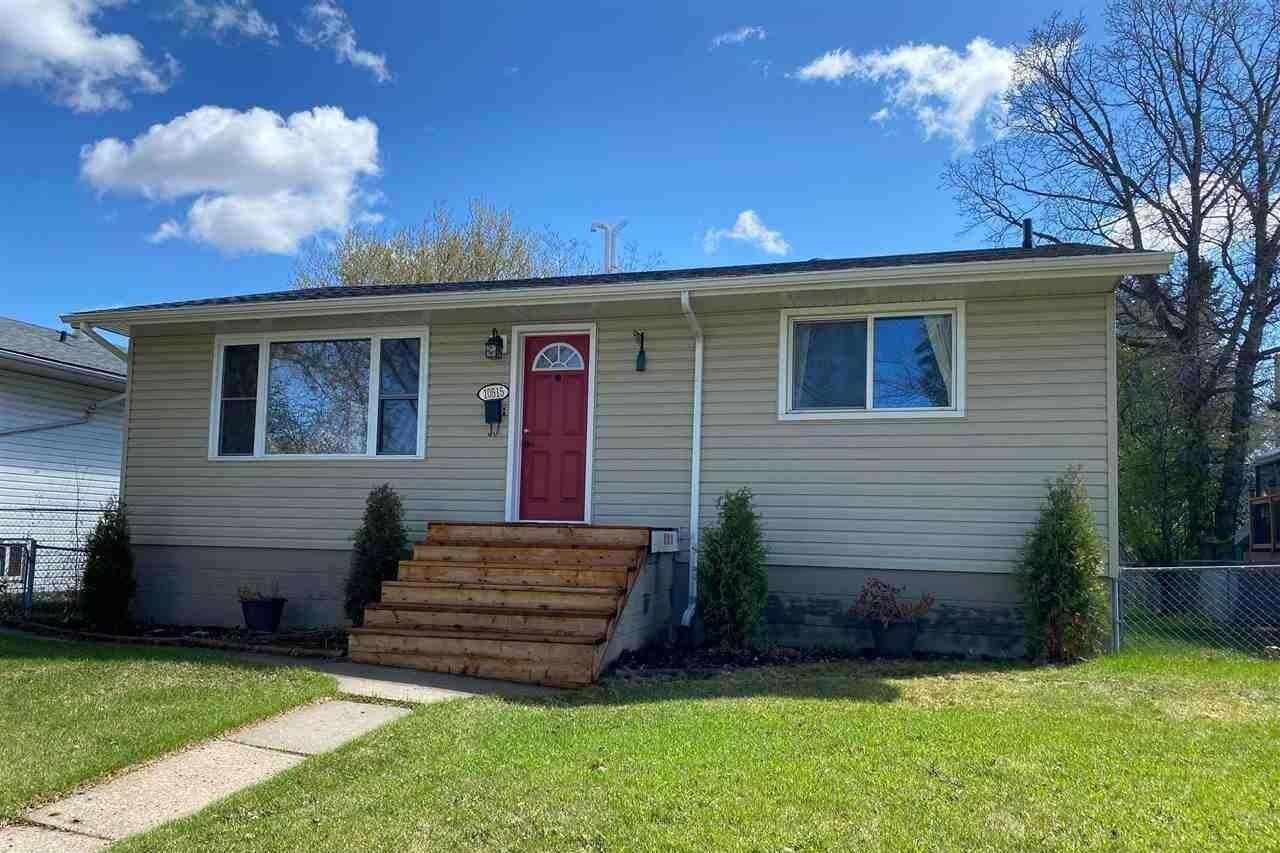 House for sale at 10515 128a Av NW Edmonton Alberta - MLS: E4203746