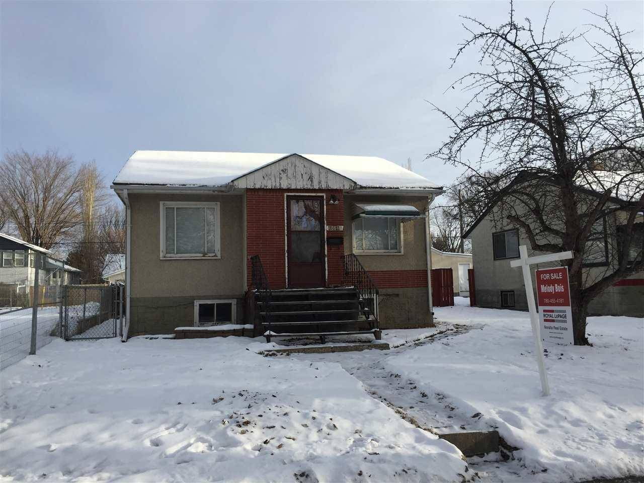 House for sale at 10515 83 St Nw Edmonton Alberta - MLS: E4177090