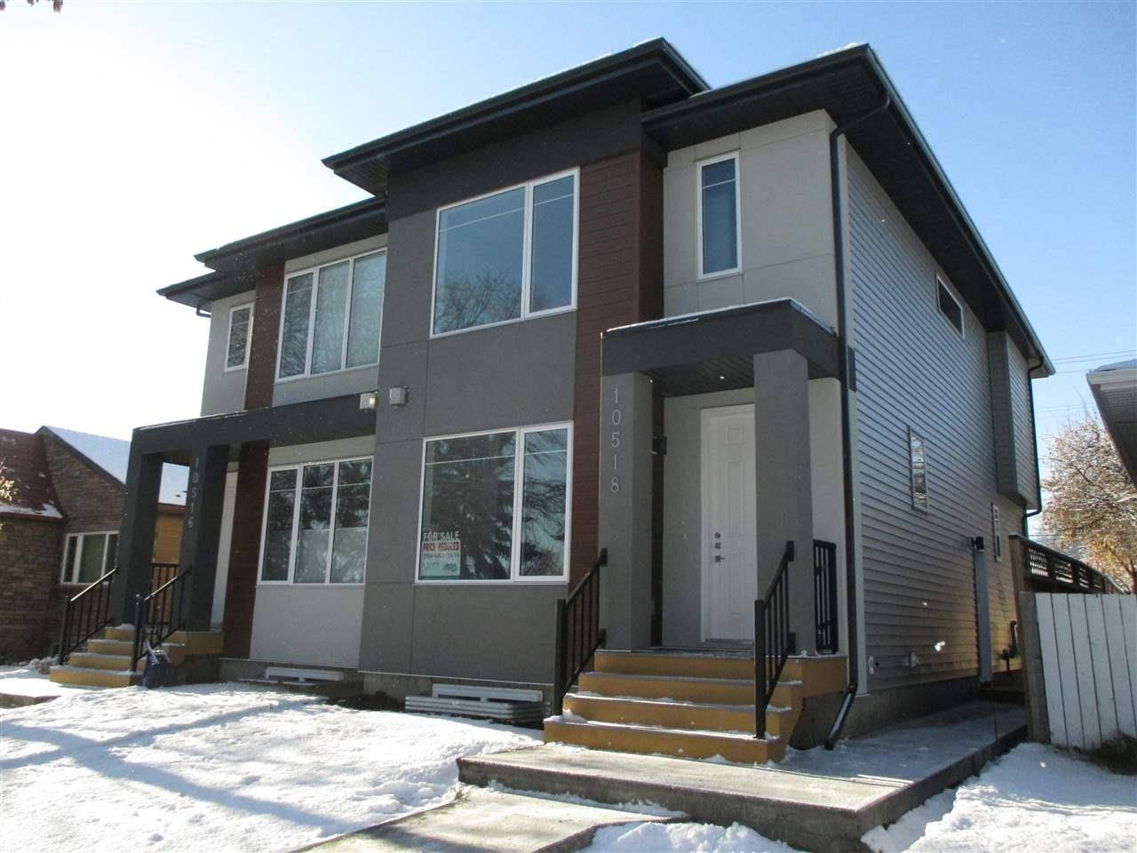 Townhouse for sale at 10518 76 St Nw Edmonton Alberta - MLS: E4142876