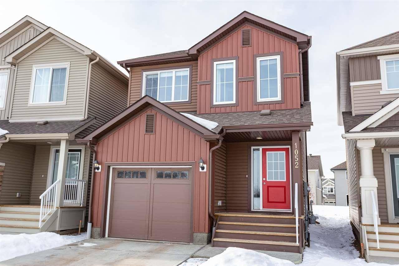 House for sale at 1052 Daniels Lo  Sw Edmonton Alberta - MLS: E4196035