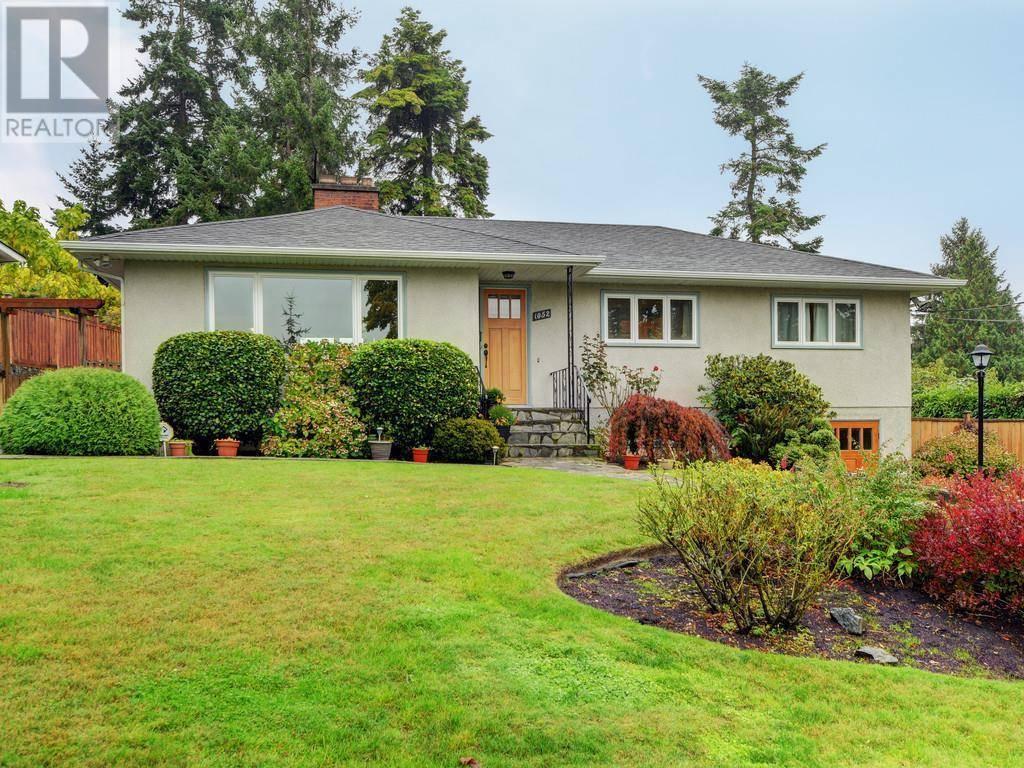 House for sale at 1052 Gosper Cres Victoria British Columbia - MLS: 416922