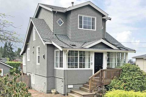 House for sale at 1052 Kings Ave West Vancouver British Columbia - MLS: R2386146
