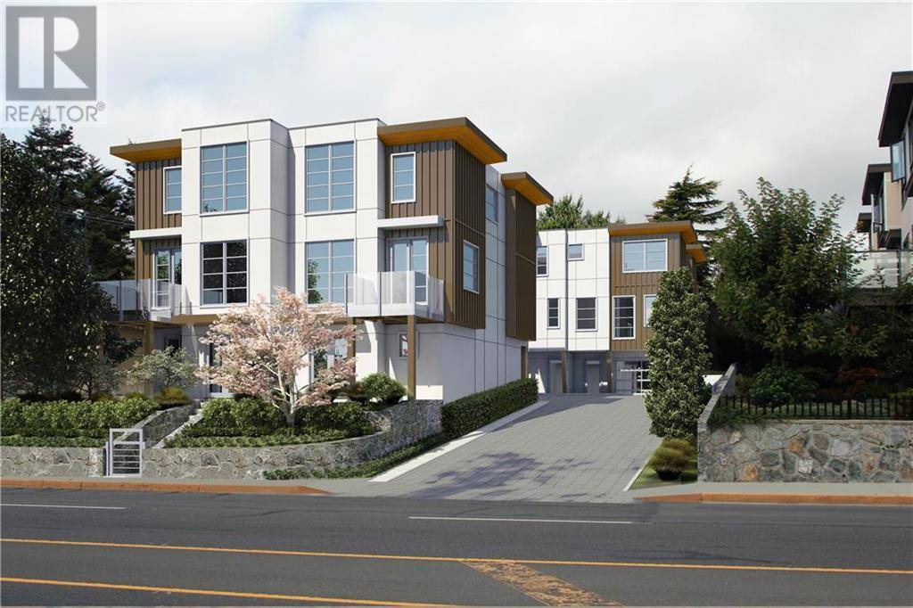 Townhouse for sale at 1052 Tillicum Rd Victoria British Columbia - MLS: 413531