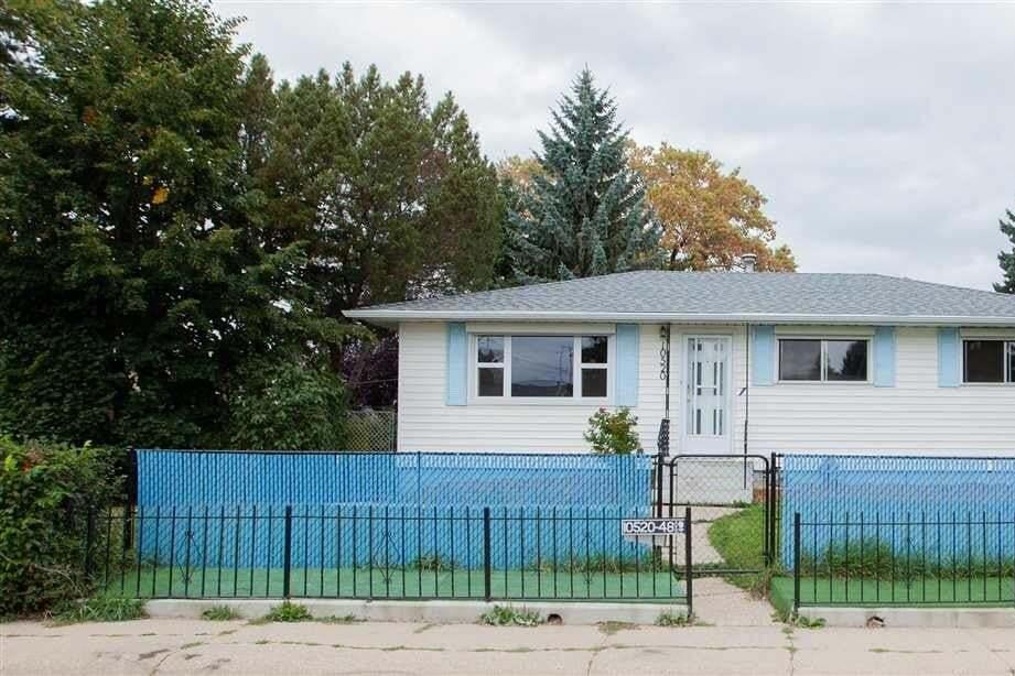 House for sale at 10520 48 Av NW Edmonton Alberta - MLS: E4214438