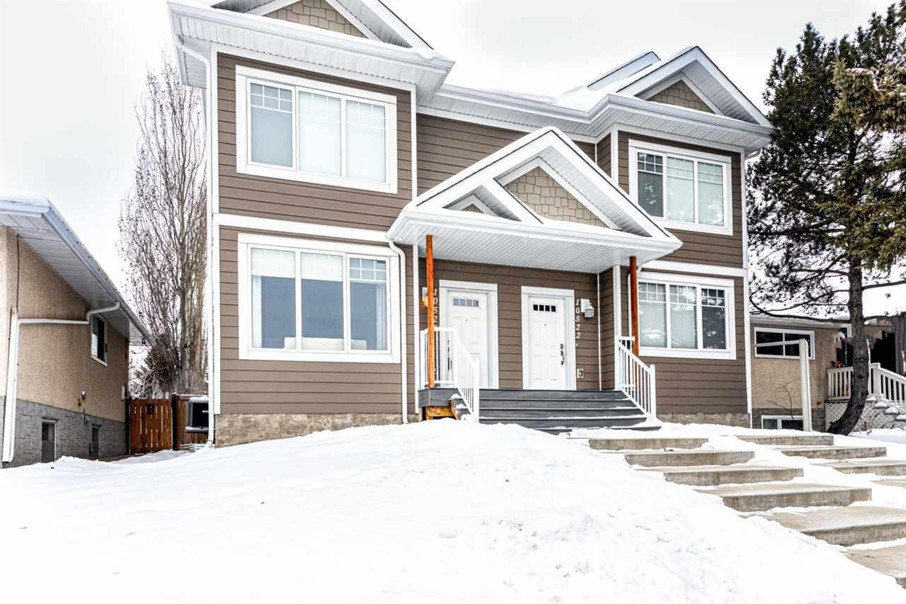 Townhouse for sale at 10520 75 St NW Edmonton Alberta - MLS: E4213720