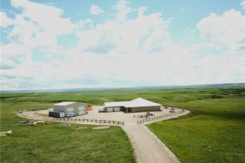 Home for sale at 10524 Bull Tr Rural Cypress County Alberta - MLS: MH0192265