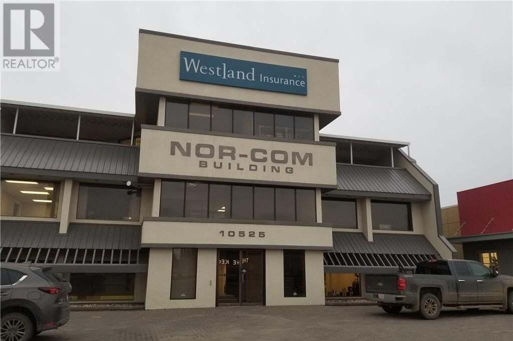Commercial property for lease at 10525 100 Ave Grande Prairie Alberta - MLS: GP210455