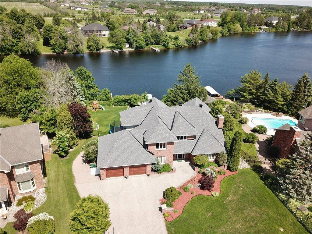 House for sale at 1053 Bravar Dr Ottawa Ontario - MLS: 1162127