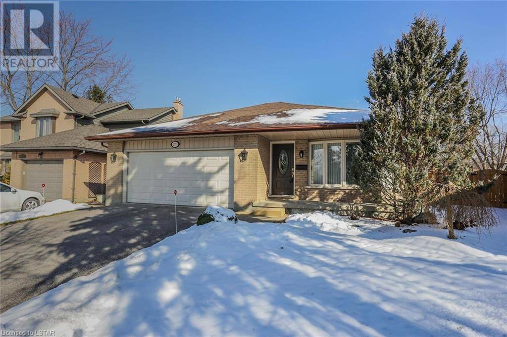 House for sale at 1053 Mahogany Cres London Ontario - MLS: 244680
