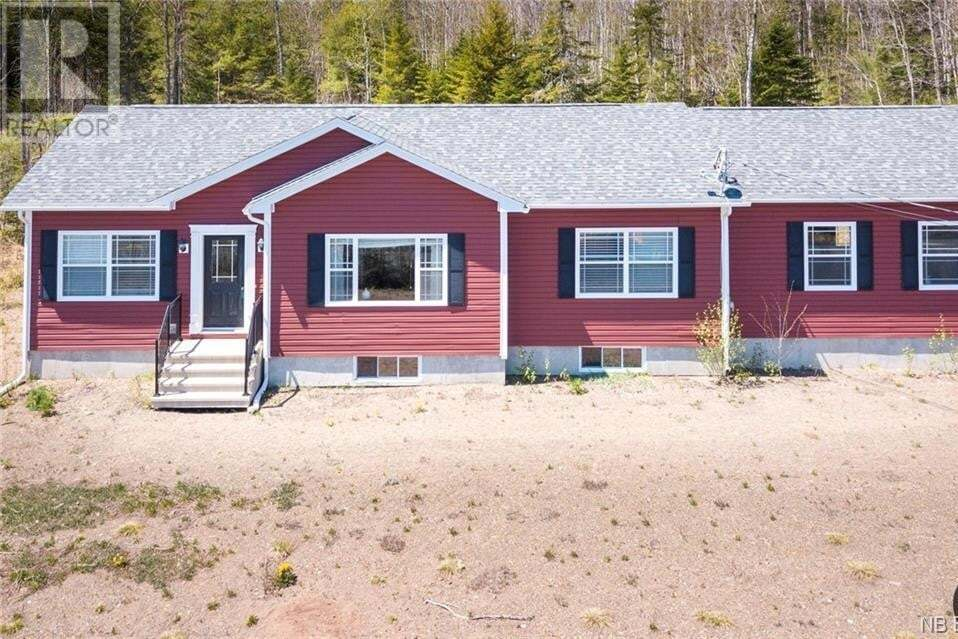 House for sale at 1053 Wilsey Rd Rusagonis New Brunswick - MLS: NB043704