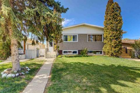 Townhouse for sale at 10532 151 St Nw Edmonton Alberta - MLS: E4156886