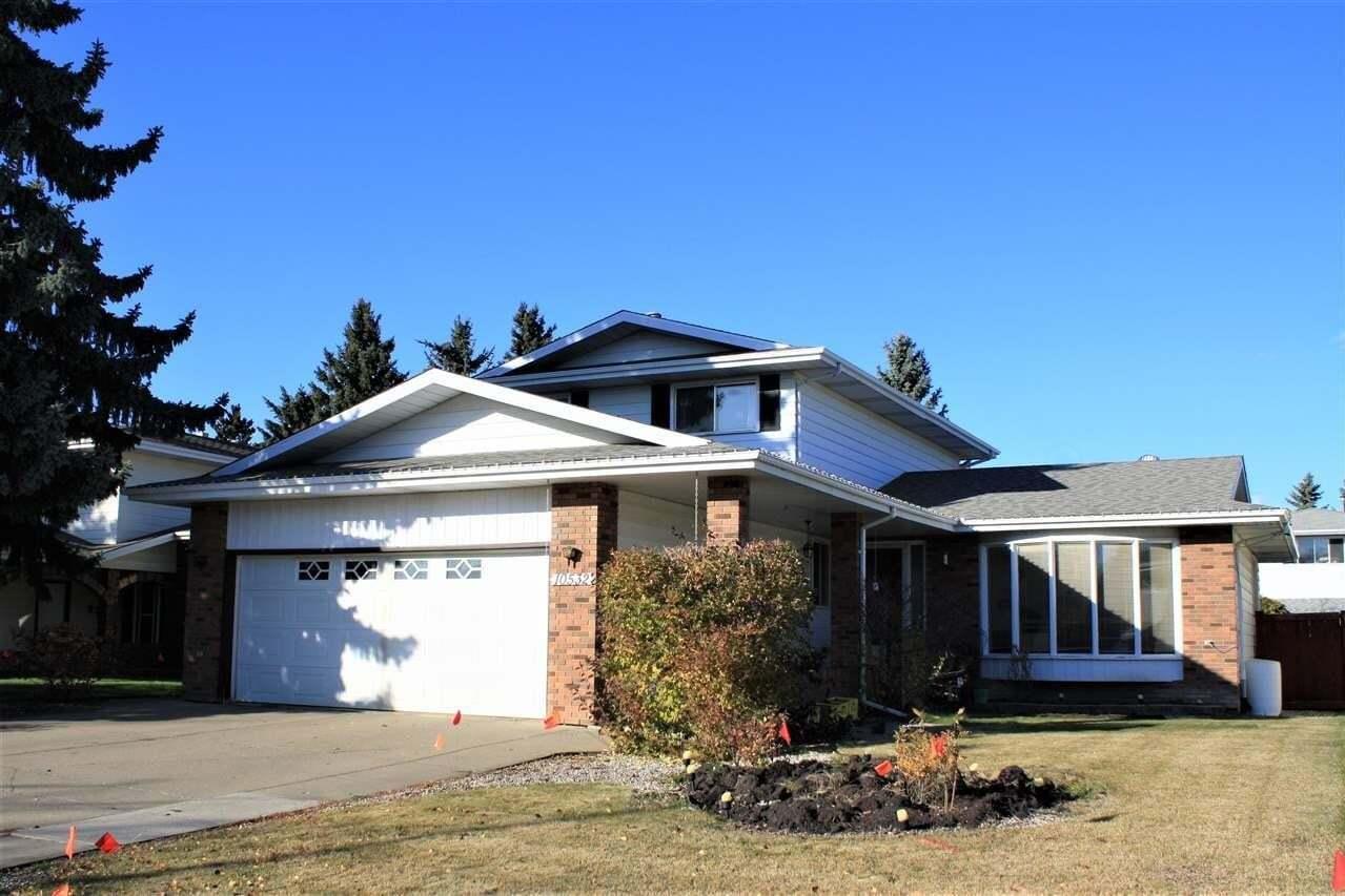 House for sale at 10532 31 Av NW Edmonton Alberta - MLS: E4178153