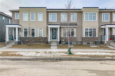 Townhouse for sale at 10534 Cityscape Dr Northeast Calgary Alberta - MLS: C4289591