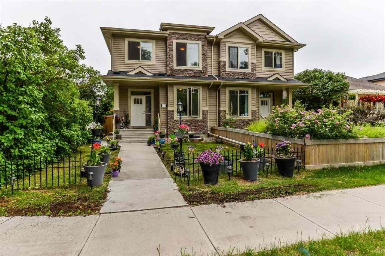 Townhouse for sale at 10535 67 Av NW Edmonton Alberta - MLS: E4204059