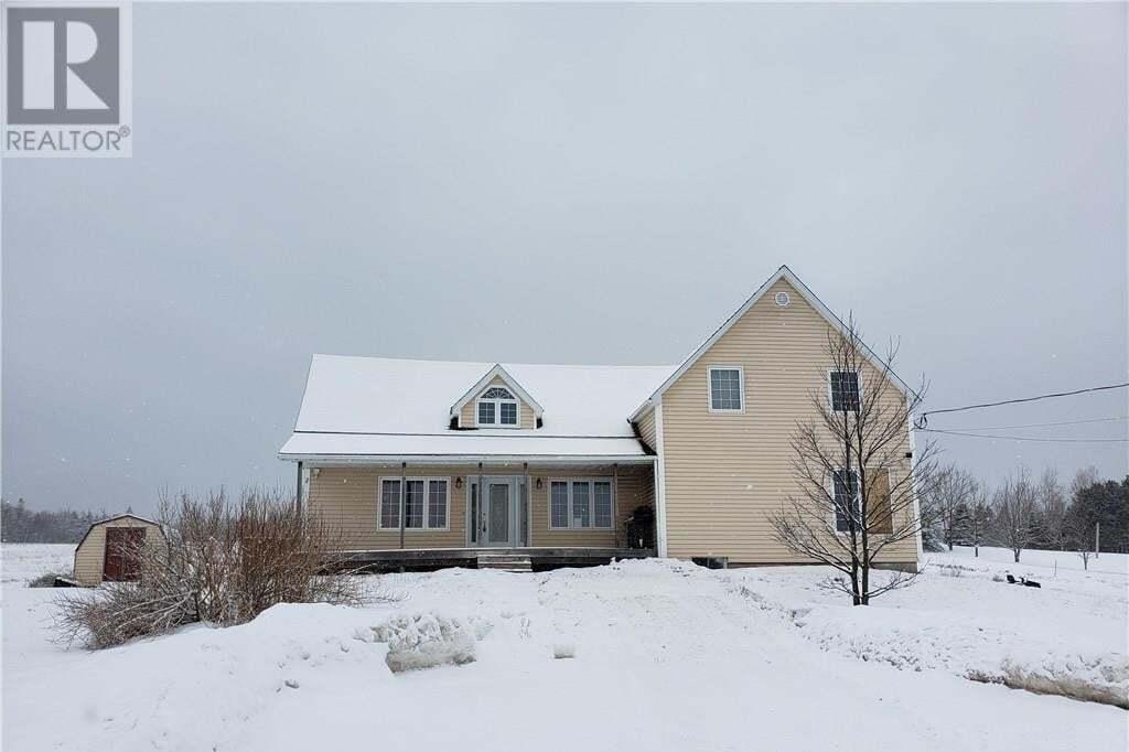 House for sale at 1054 Centrale  Memramcook New Brunswick - MLS: M127926