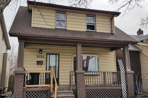 House for sale at 1054 Mckay  Windsor Ontario - MLS: 19016215