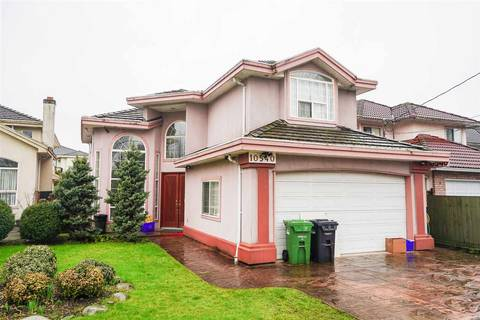 House for sale at 10540 Bird Rd Richmond British Columbia - MLS: R2440999