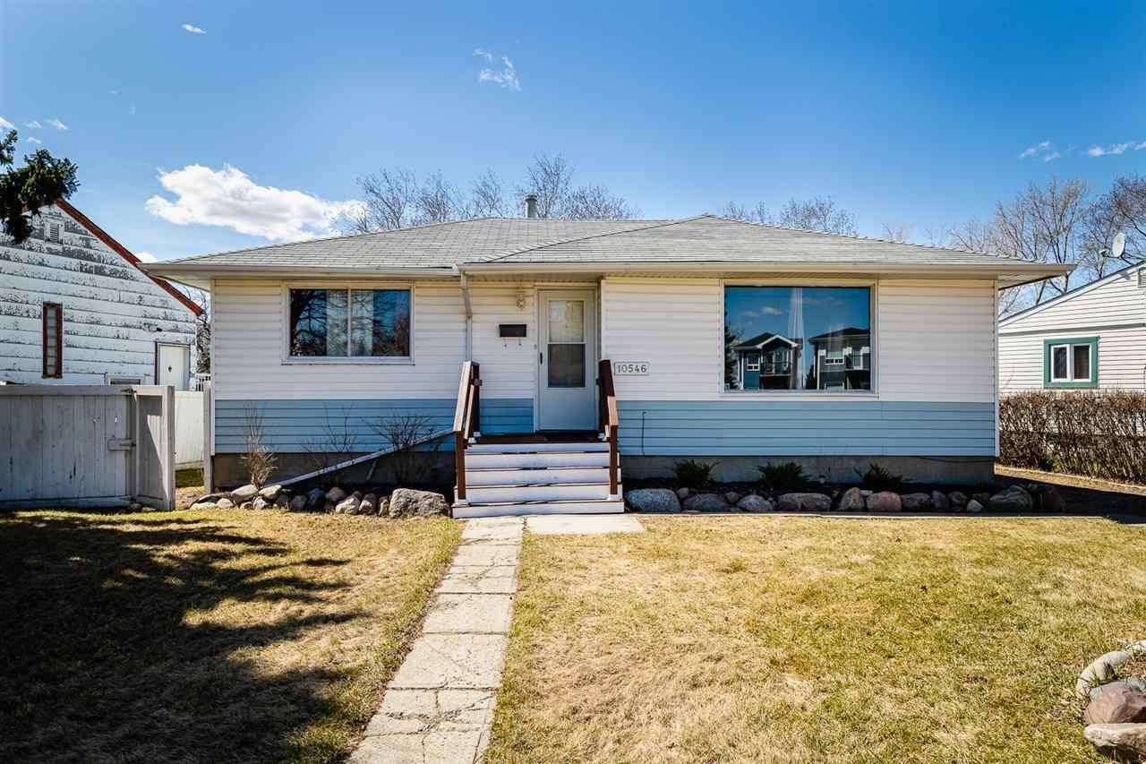 House for sale at 10546 157 St Nw Edmonton Alberta - MLS: E4195239