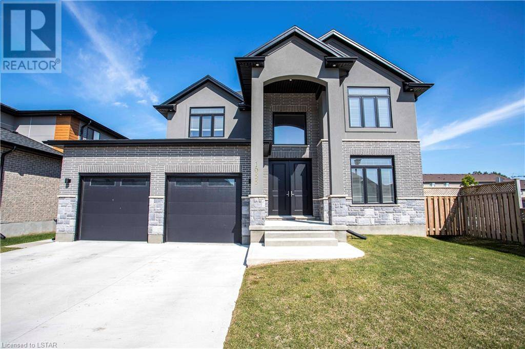House for sale at 1055 Eagletrace Dr London Ontario - MLS: 222019