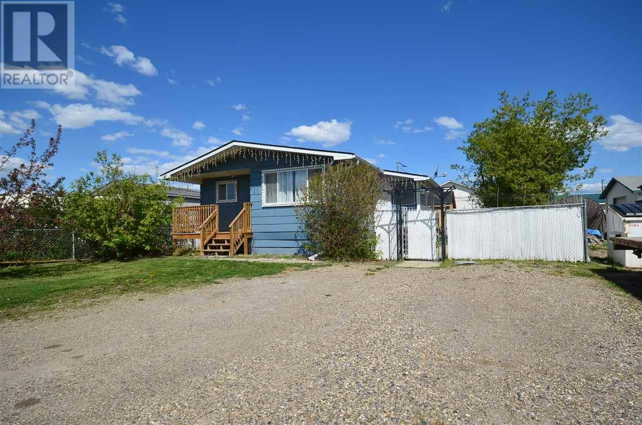 House for sale at 10555 101 St Taylor British Columbia - MLS: R2429122