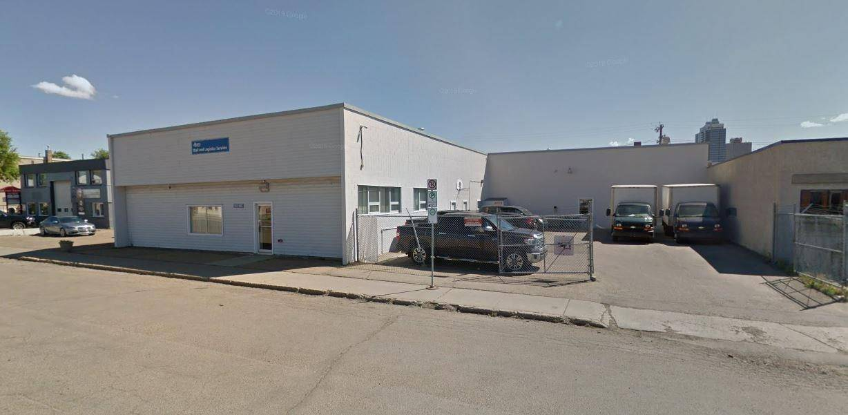 Commercial property for lease at 10557 108 St Nw Edmonton Alberta - MLS: E4178511