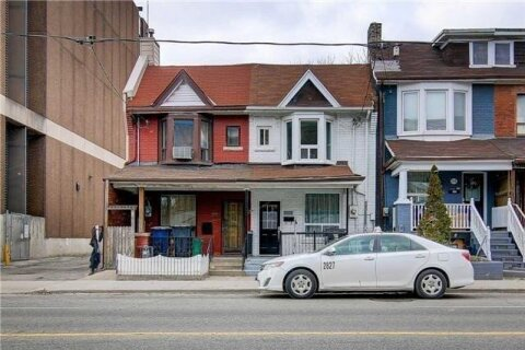 Townhouse for sale at 1056 Dufferin St Toronto Ontario - MLS: W5068666