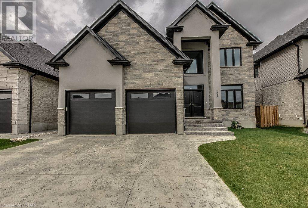 House for sale at 1056 Eagletrace Dr London Ontario - MLS: 217632