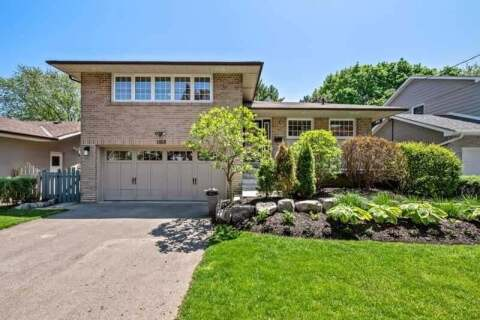 House for sale at 1056 Johnathan Dr Mississauga Ontario - MLS: W4773695