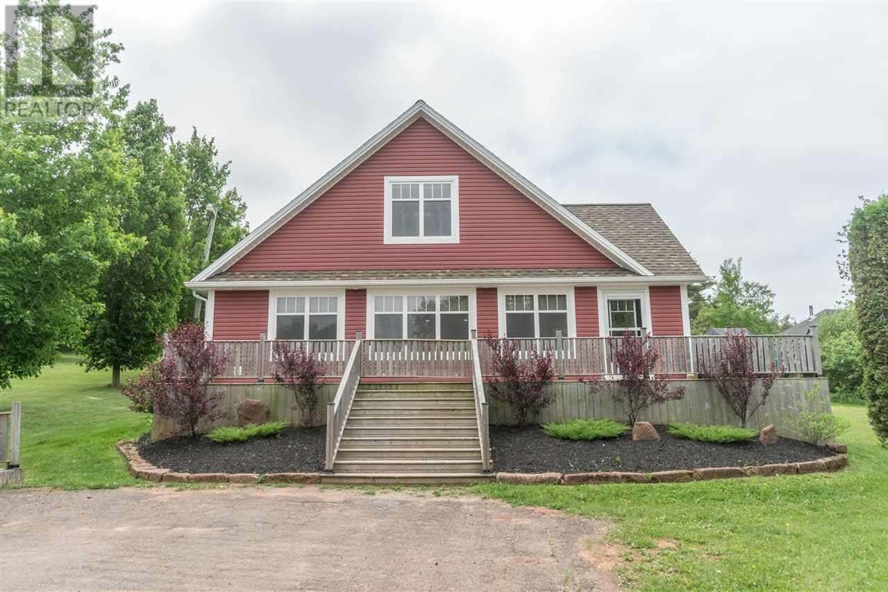 House for sale at 1056 Rattenbury Rd North Granville Prince Edward Island - MLS: 202012593