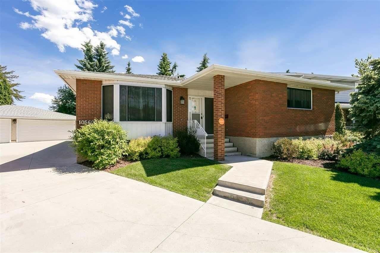 House for sale at 10560 31 Av NW Edmonton Alberta - MLS: E4203288