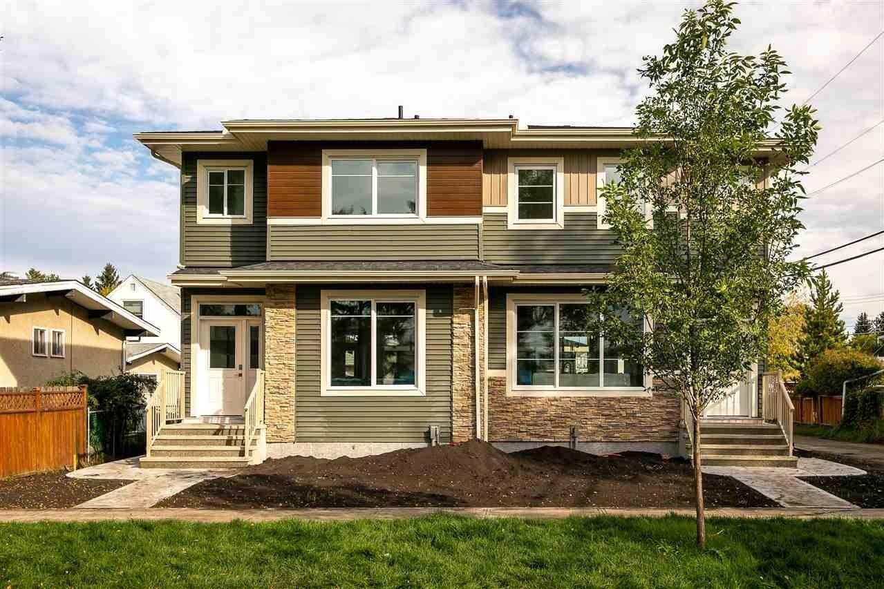 Townhouse for sale at 62 Avenue Av NW Unit 10574 Edmonton Alberta - MLS: E4202419