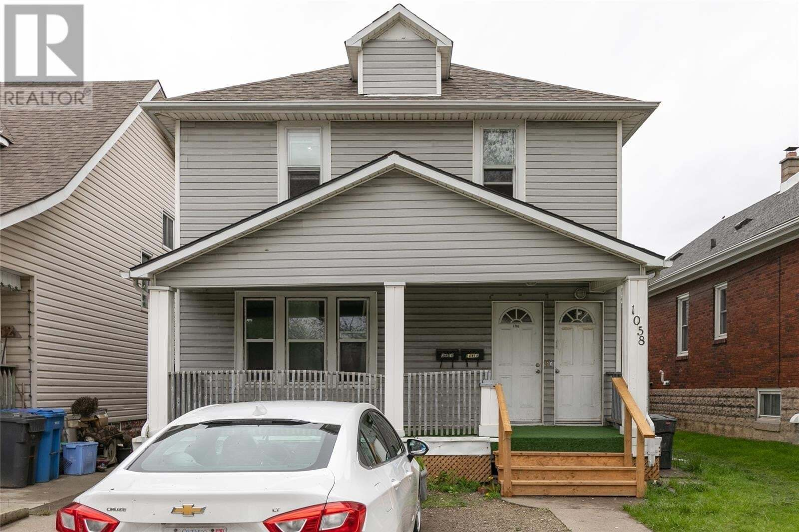 Townhouse for sale at 1058 Campbell  Windsor Ontario - MLS: 20005540