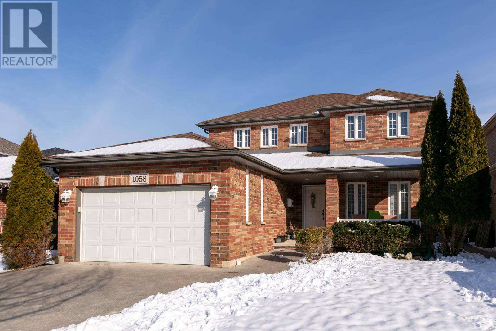 House for sale at 1058 Whistler Cres Windsor Ontario - MLS: 20001996