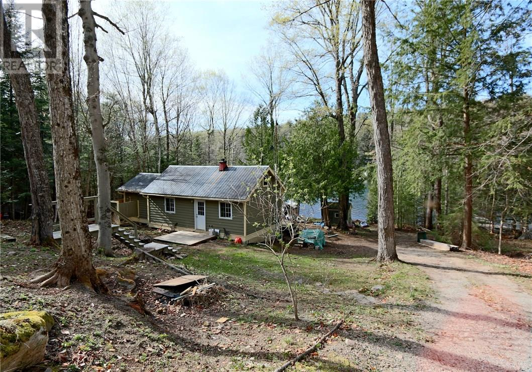For Sale: 1059 Hrs Rd Private, Bracebridge, ON | 1 Bed, 1 Bath House for $399,900. See 28 photos!