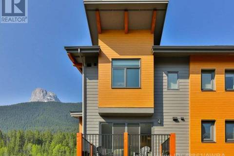 Townhouse for sale at 1101 Three Sisters Pw Unit 105j Canmore Alberta - MLS: 48861