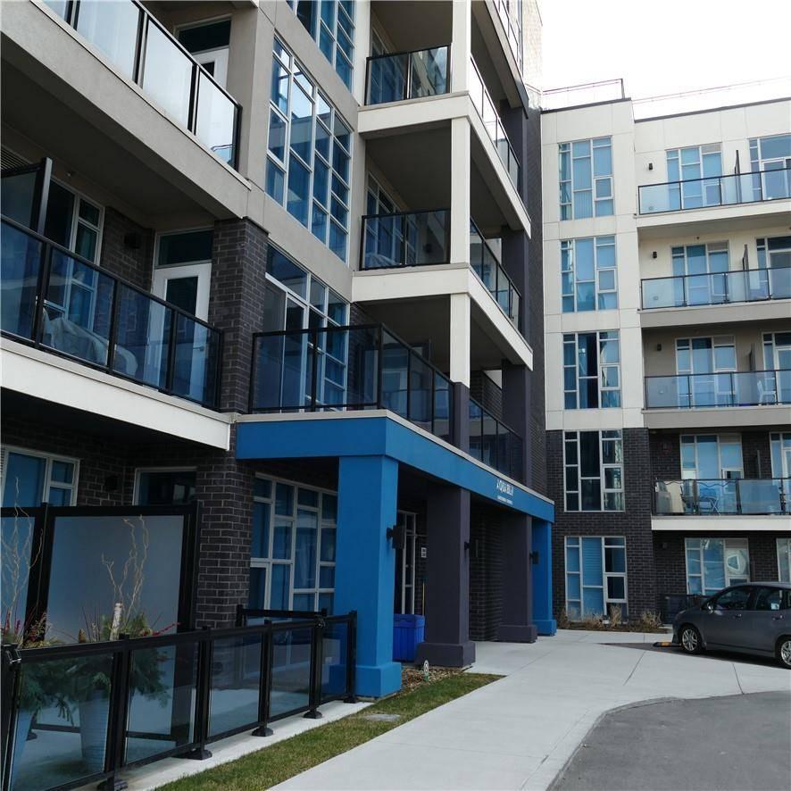 Apartment for rent at 10 Concord Pl Unit 106 Grimsby Ontario - MLS: H4069441