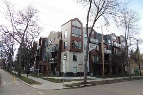 Condo for sale at 10006 83 Ave Nw Unit 106 Edmonton Alberta - MLS: E4141365