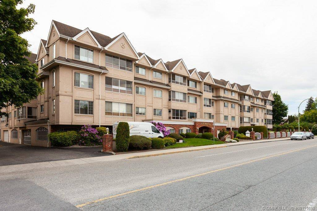 Condo for sale at 1055 Lawrence Ave Unit 106 Kelowna British Columbia - MLS: 10191580